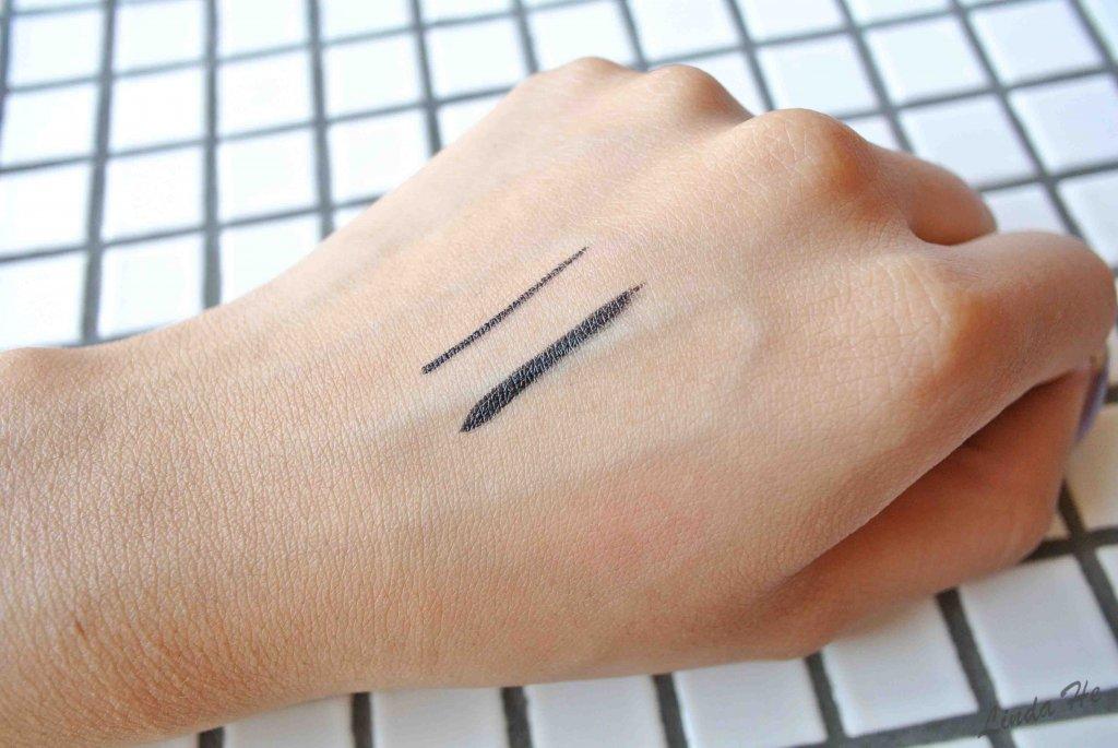 Подводка фломастер (маркер) для глаз Mac Real Pen Eyeliner 03
