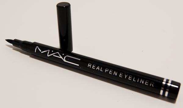 Подводка фломастер (маркер) для глаз Mac Real Pen Eyeliner 04