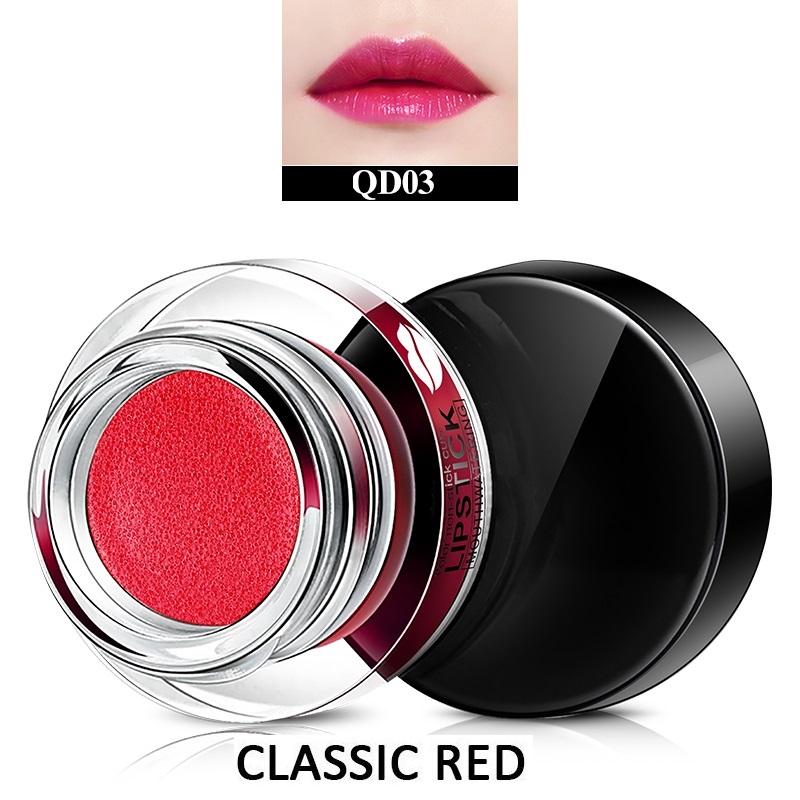 Помада для губ с матовым финишем в кушоне BioAqua Cushion Lipstick 06