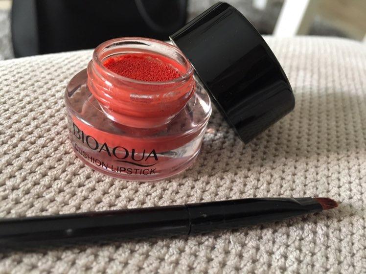 Помада для губ с матовым финишем в кушоне BioAqua Cushion Lipstick 13