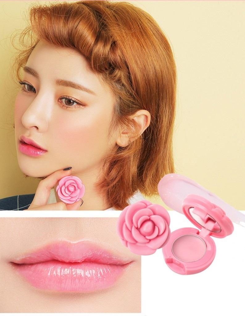 Помада-роза для губ Gecomo 05