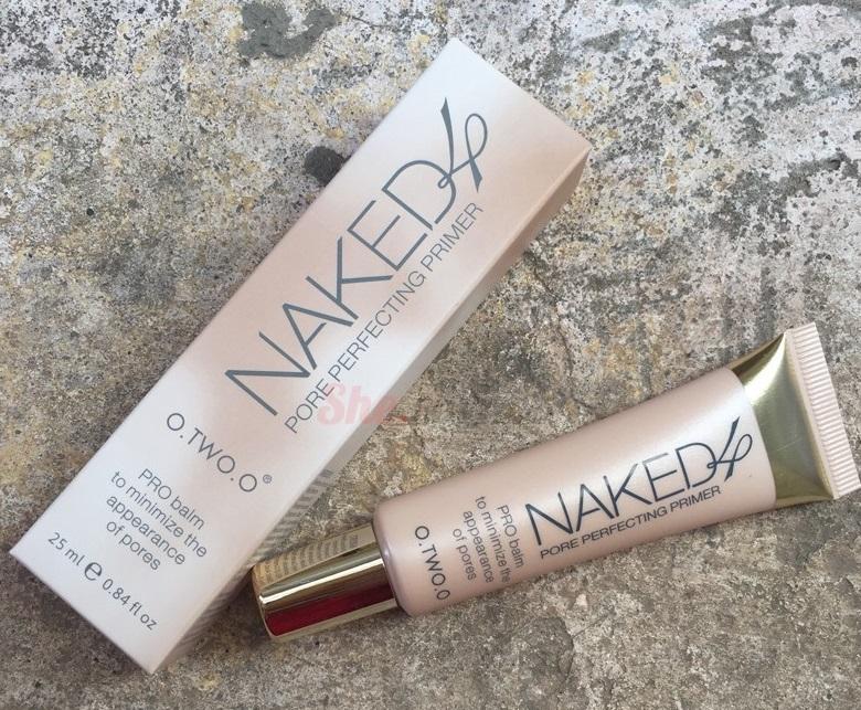 Балансирующий праймер под макияж Naked 06