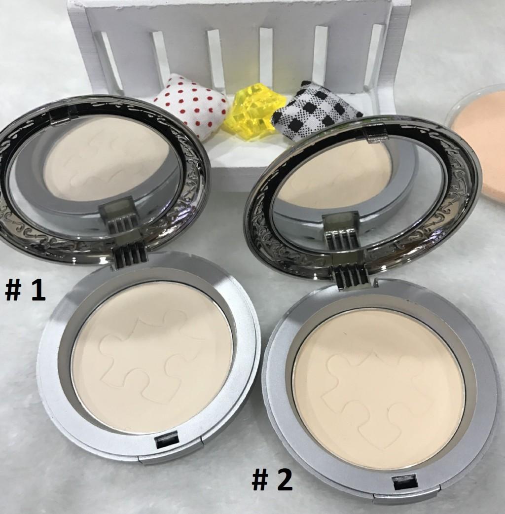 Пудра компактная SKR pearl shine powder 01