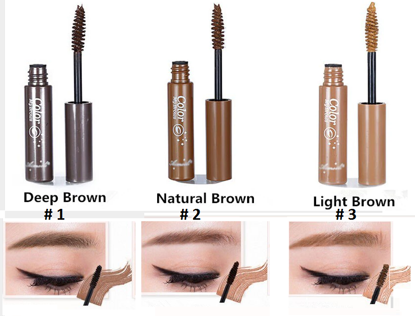 Тушь для бровей Aimeili Color My Brows 08