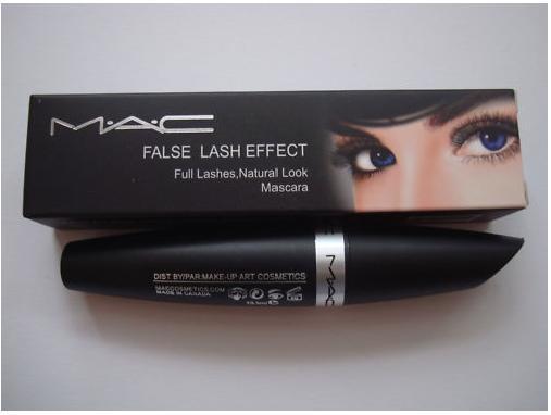 Тушь с эффектом накладных ресниц Mac False Lash 07