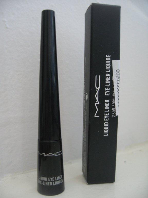 Жидкая подводка для глаз Mac Liquid Eyeliner 06